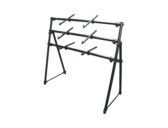On Stage KS7903 3-Tier A-Frame Keyboard Stand