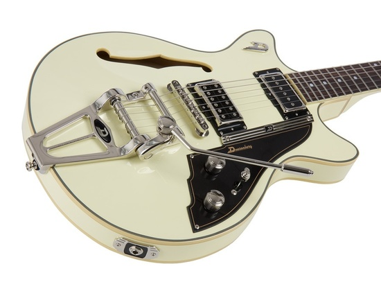 Duesenberg Fullerton Series DTF-VW Electric Guitar