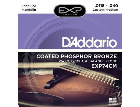 D'Addario EXP74CM