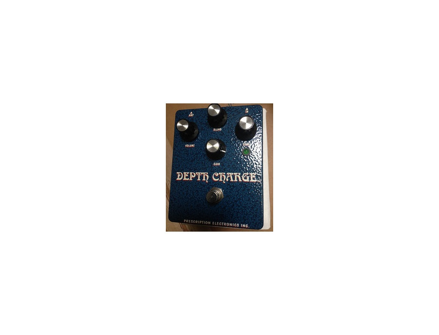 depth charge fuzz