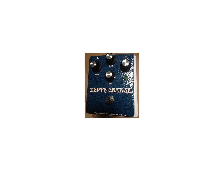 depth charge fuzz