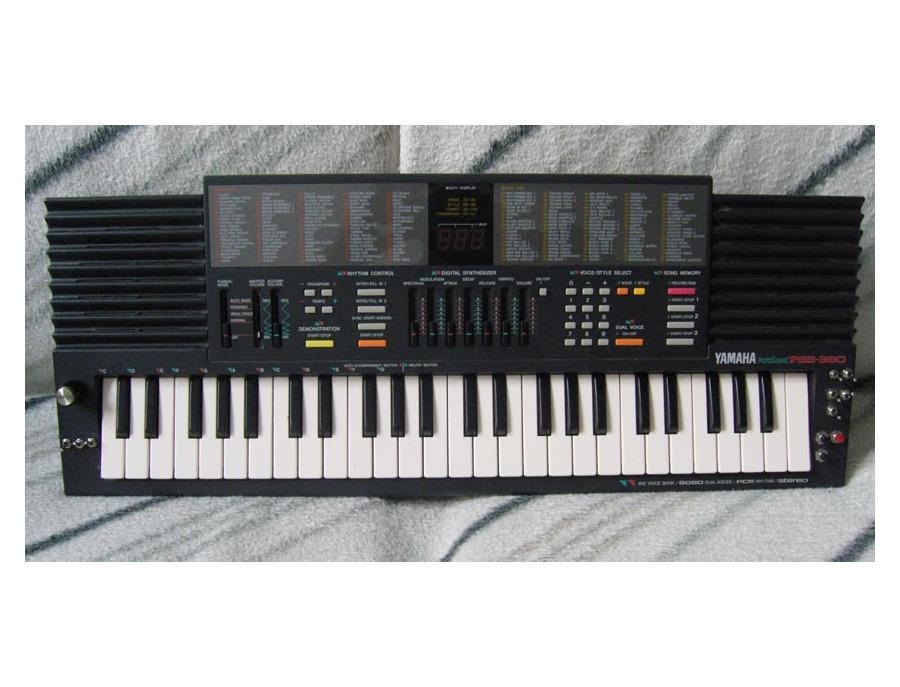 Yamaha PSS-390