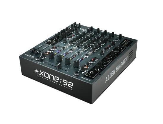 Allen & Heath Xone:92 6 Channel DJ Mixer