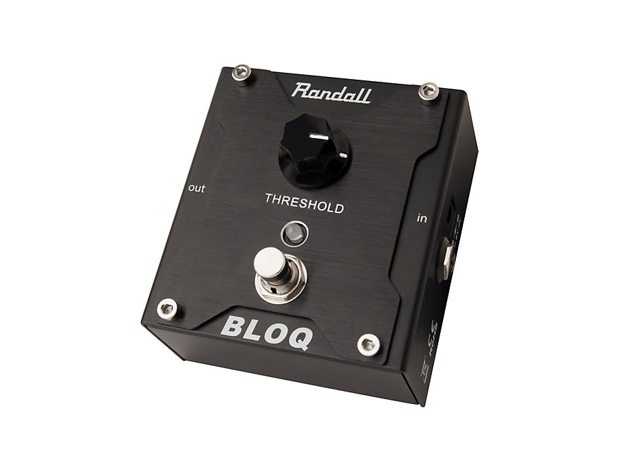 Randall BLOQ Dynamic Noise Gate Guitar Pedal