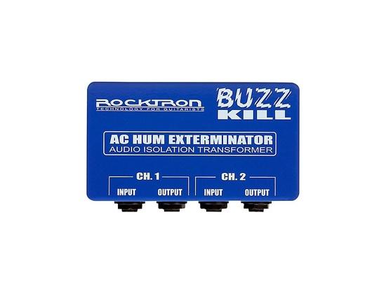 Rocktron Buzz Kill AC Hum Eliminator Guitar Effects Pedal
