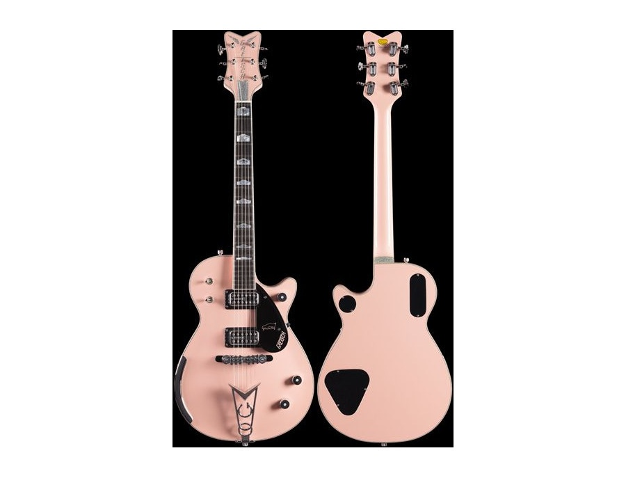 Gretsch Custom Shop Masterbuilt 1959 Shell Pink Penguin
