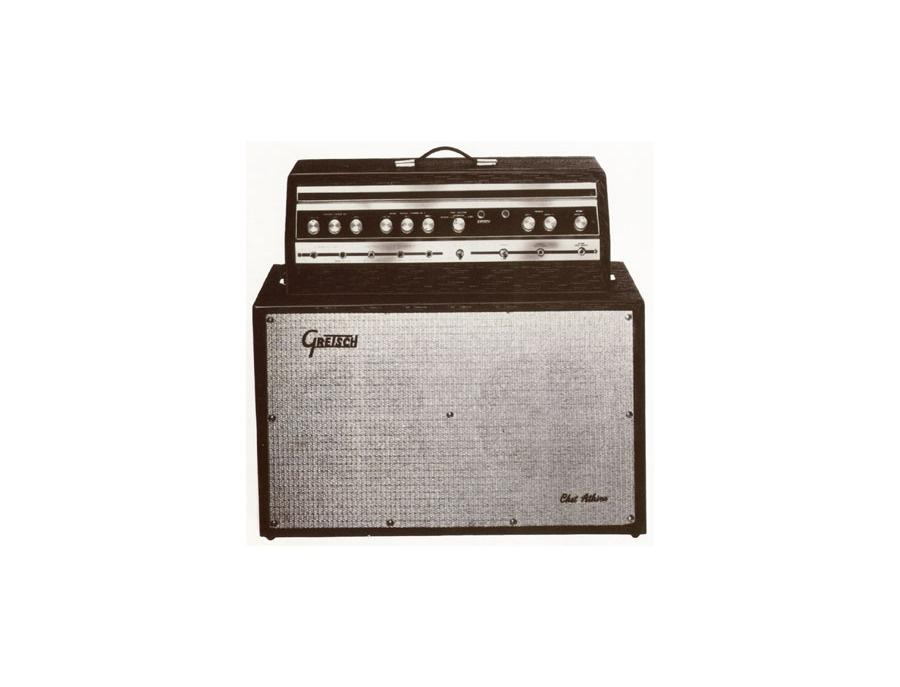 6163 Chet Atkins piggyback tremolo reverb amplifier