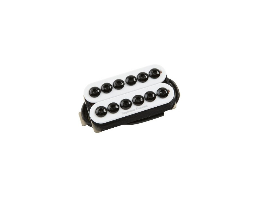 Seymour Duncan SH-8 Invader Bridge Pickup White