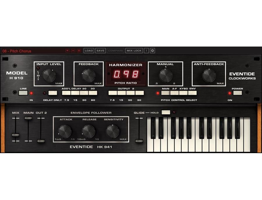 Eventide h910 harmonizer plugin xl