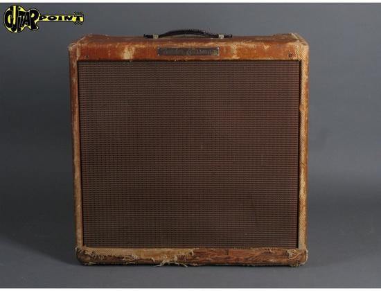 Fender tweed 4x10 Bassman