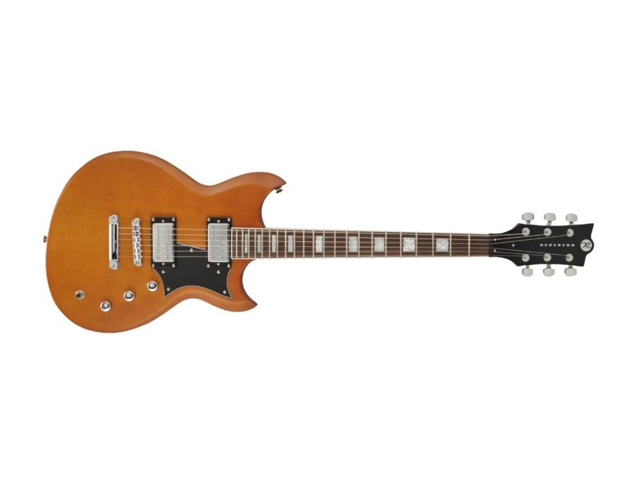 Reverend Bob Balch Signature Guitar