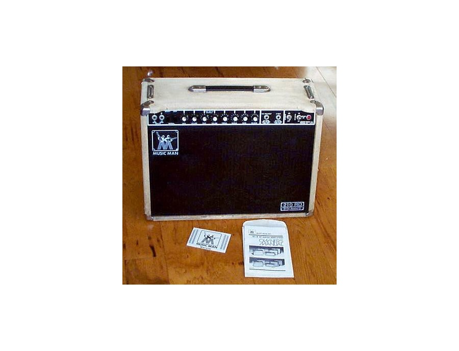 Music Man Amplifier