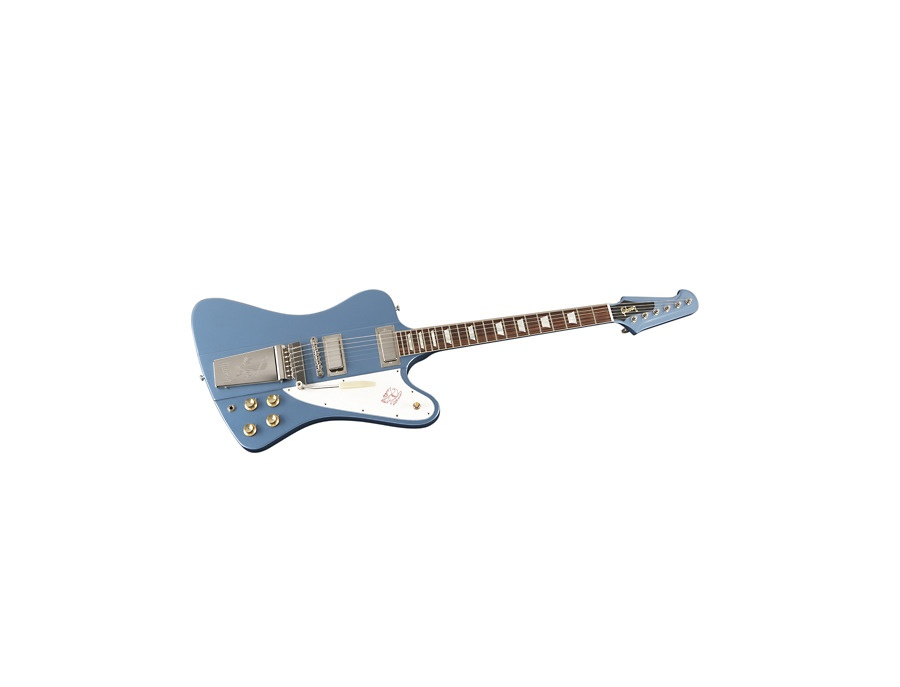 Gibson Firebird V Electric Guitar Pelham Blue