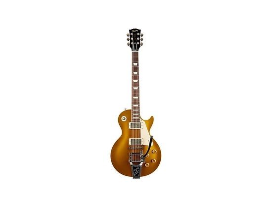 Gibson Custom 1957 Les Paul Standard Reissue Bigsby VOS Antique Gold