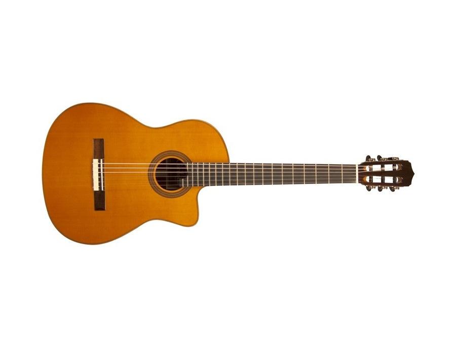 Cordoba Fushion Orchestra CE CD/IN Acoustic-Electric Nylon String Classical Guitar Cedar