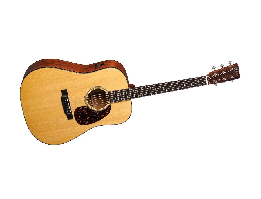 Martin Retro Series D-18E Acoustic-Electric Guitar