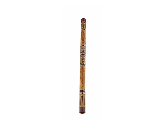 Meinl Wood Didgeridoo Bamboo Brown 47 in.