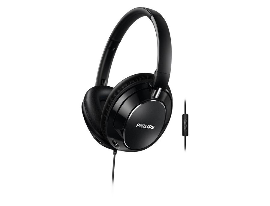 Philips FX5MBK Headphones