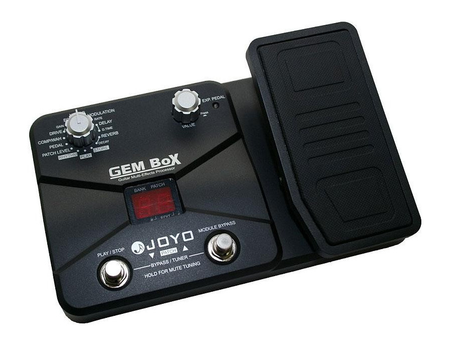JOYO Gem Box Multi Effects Pedal