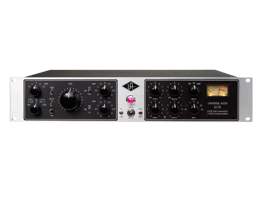 Universal Audio 6176 Channel Strip