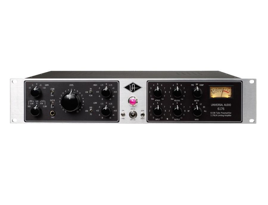 Universal audio 6176 channel strip xl