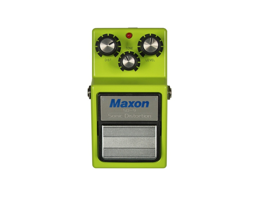 Maxon SD-9 Sonic Distortion
