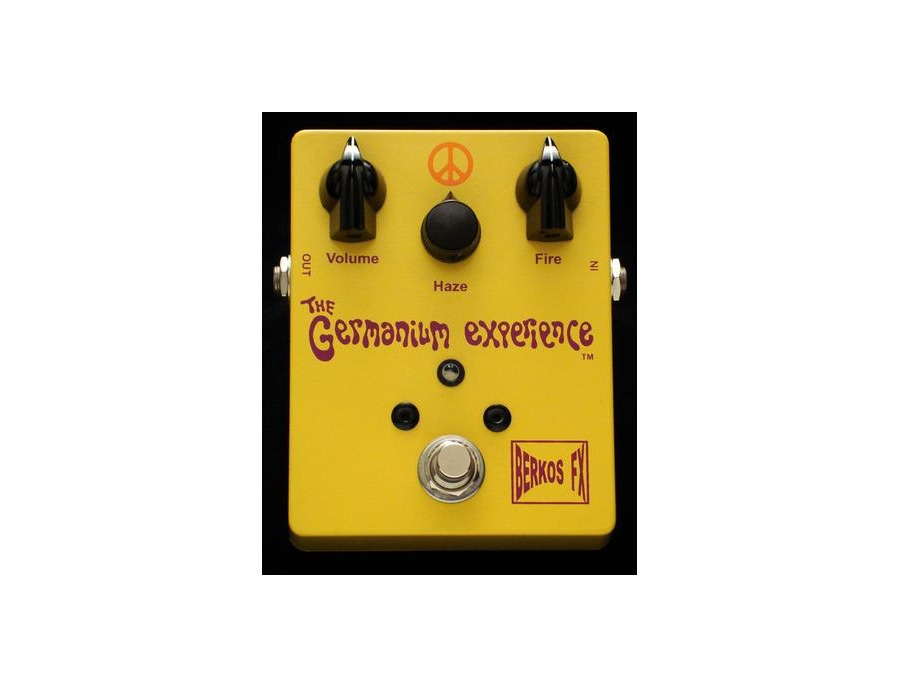 Berkos FX The Germanium Experience