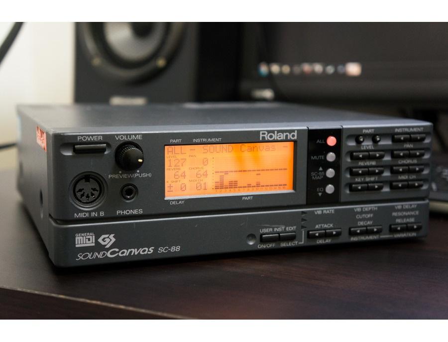 Roland SC-88 Pro