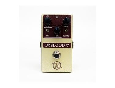 Keeley Oxblood Overdrive V2