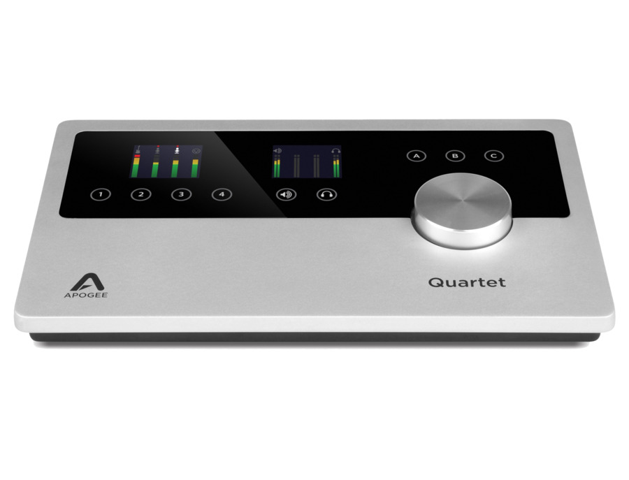 Apogee quartet audio interface xl