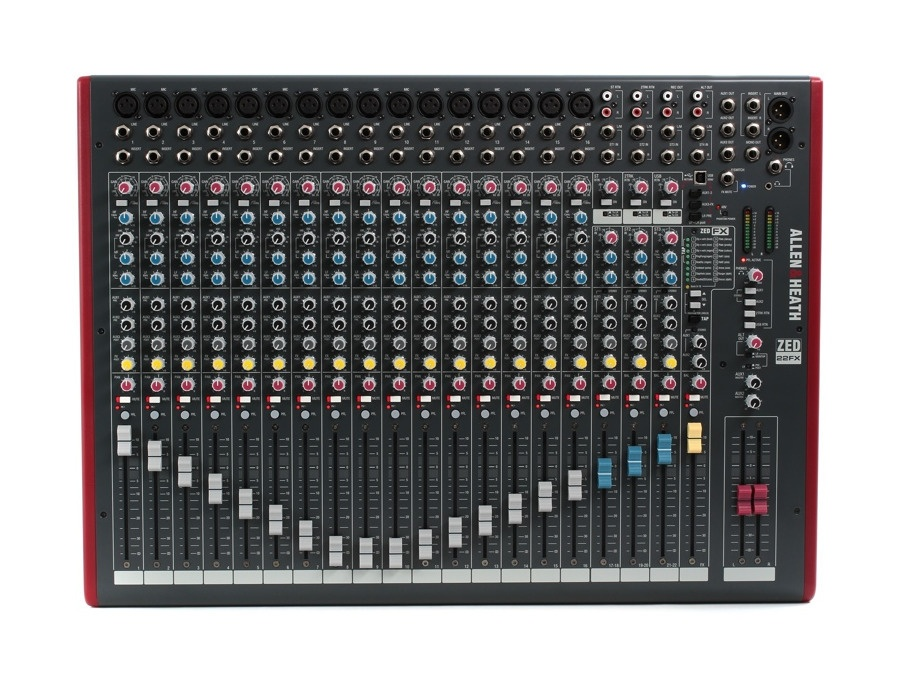 Allen and Heath ZED 22FX