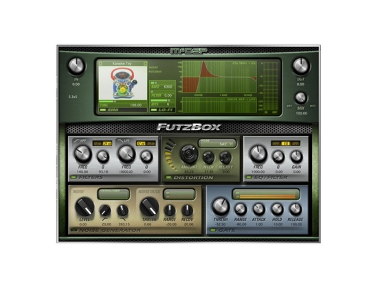 McDSP FutzBox