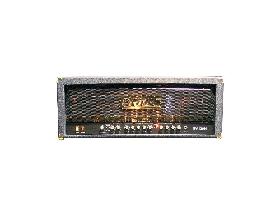 Crate Black Voodoo Head Amp