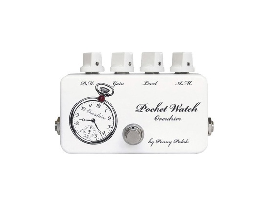 Penny Pedals Pocket Watch Overdrive