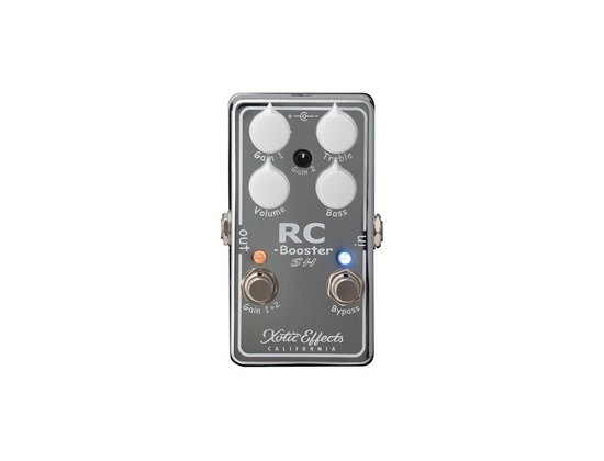 Xotic Effects RC-Booster Scott Henderson