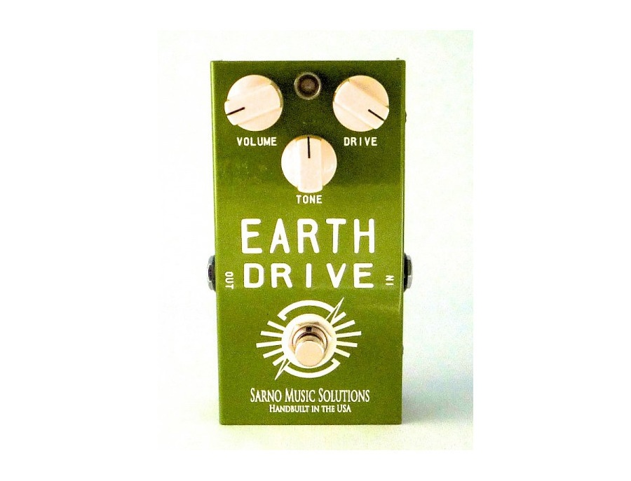 Sarno Music Solutions Earth Drive