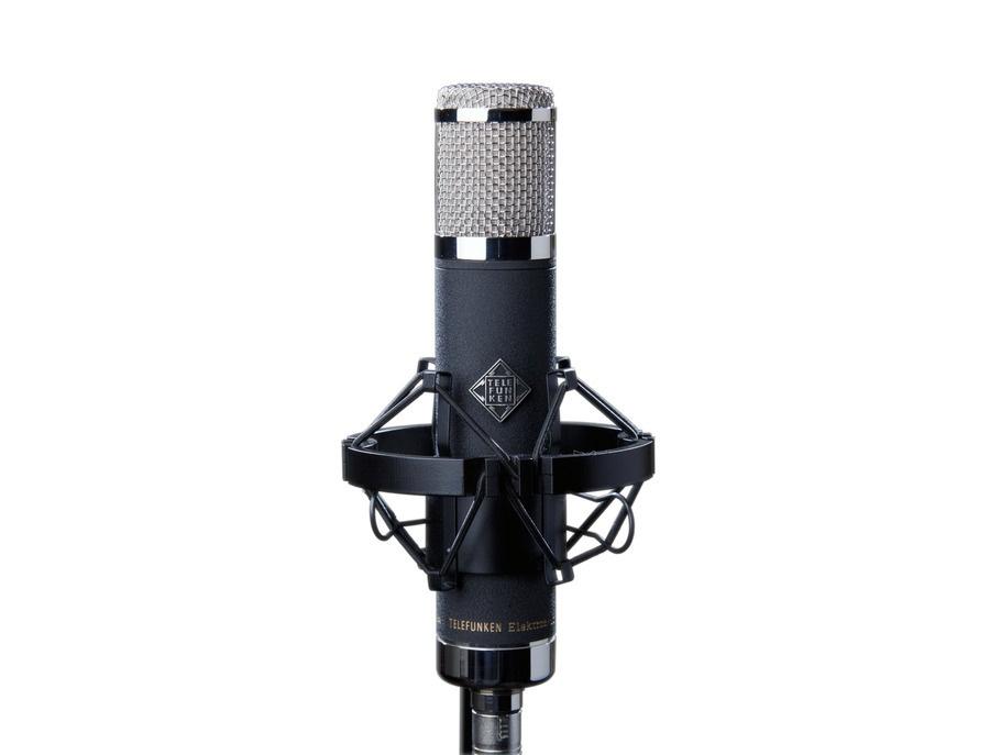 Telefunken AK-47 MK II Diaphragm Multi-Pattern Tube Microphone