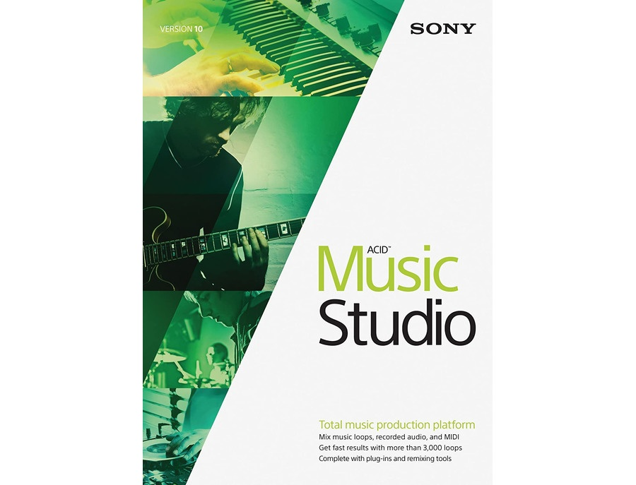 Sony ACID Music Studio 10