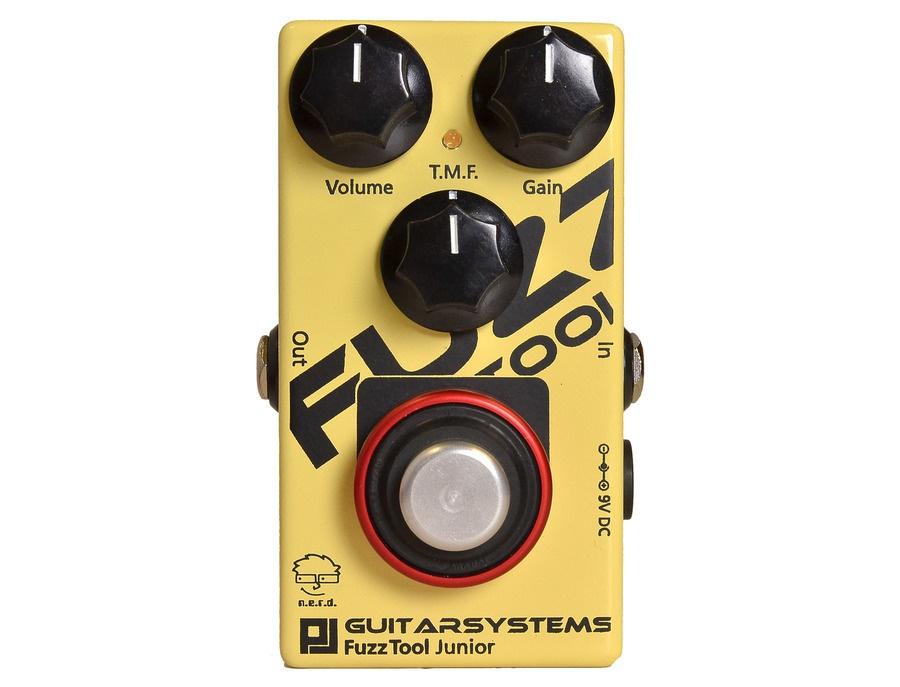 Guitar Systems Fuzz Tool Junior Pedal