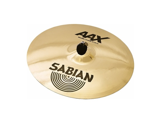 "14"" Sabian AAX Series Studio Crash Cymbal"
