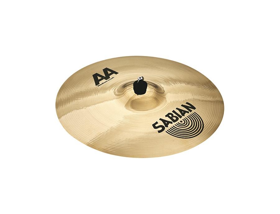"""20"""" Sabian AA Medium Crash Cymbal"""