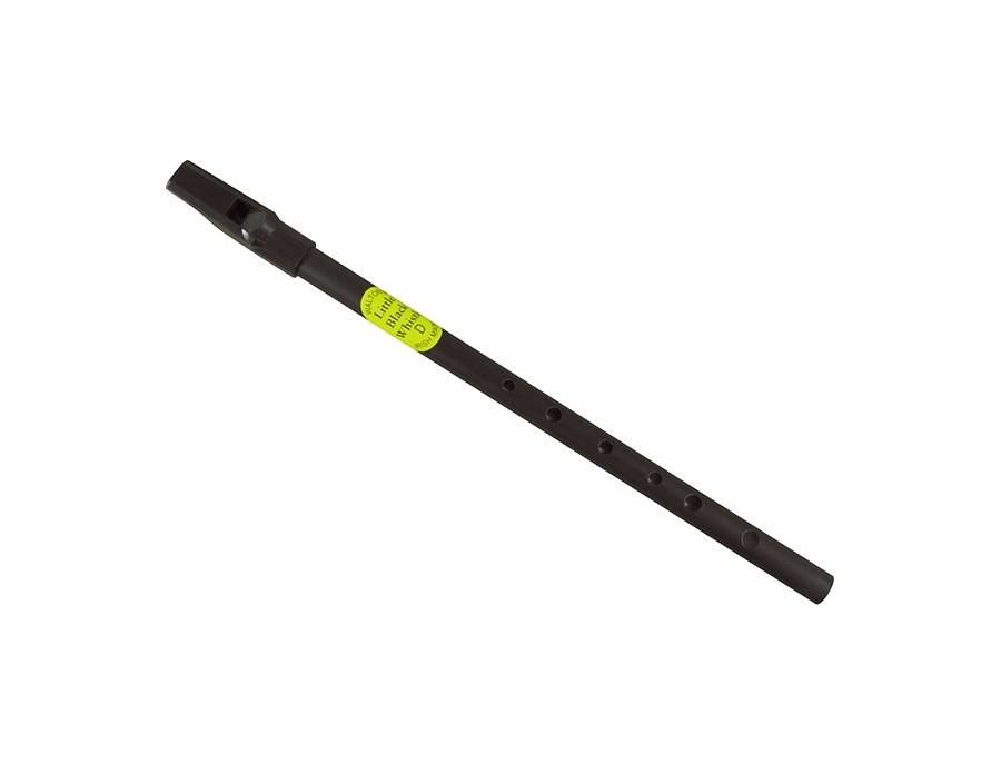 Waltons Little Black Tin Whistle in D