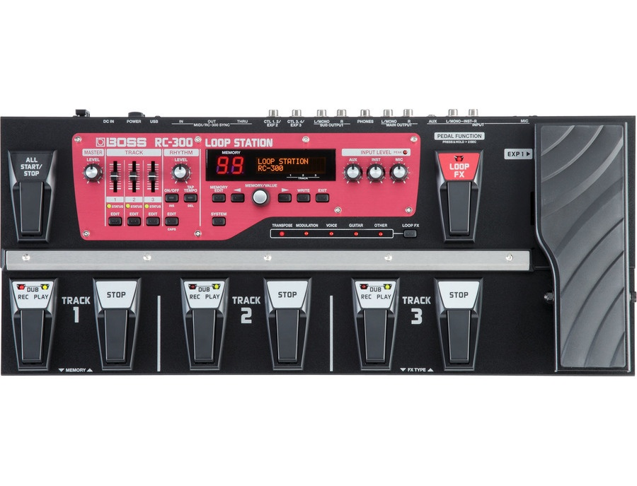 Boss rc 300 loop station xl