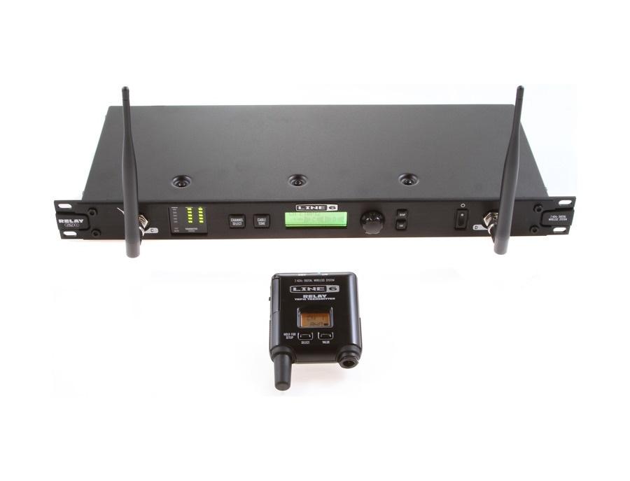 Line 6 Relay G90 Guitar Wireless System