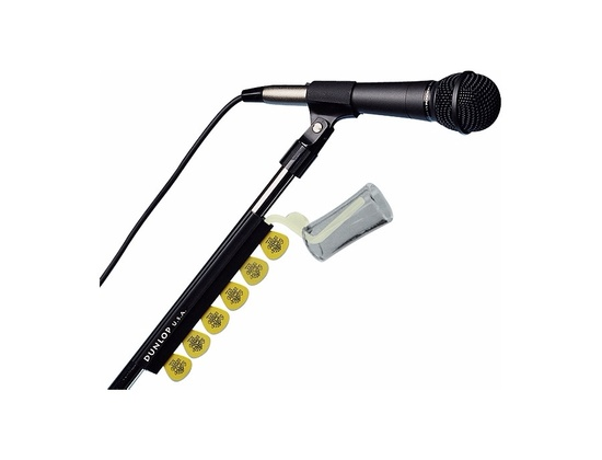 Dunlop Microphone Stand Pick and Slide Holder
