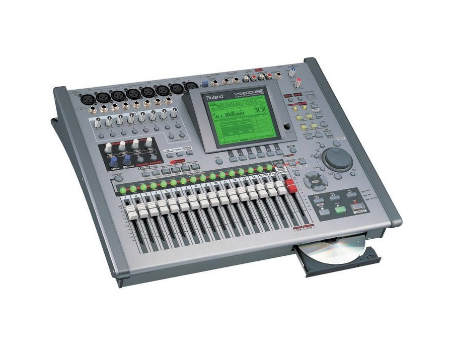 Roland VS 2000CD Digital Studio Workstation