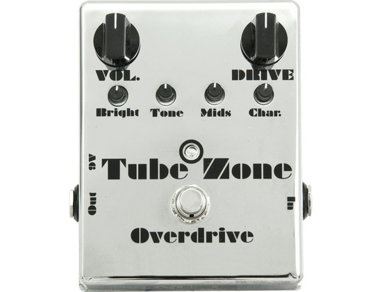 MI Audio Tube Zone Overdrive Pedal