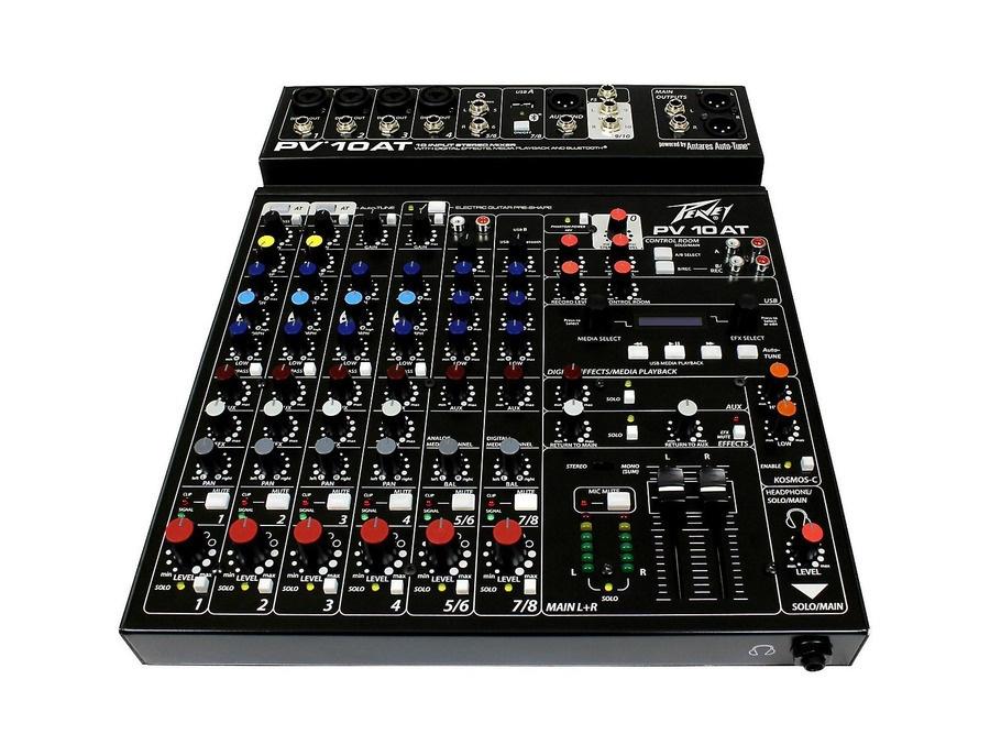 Peavey PV10AT DJ Mixer