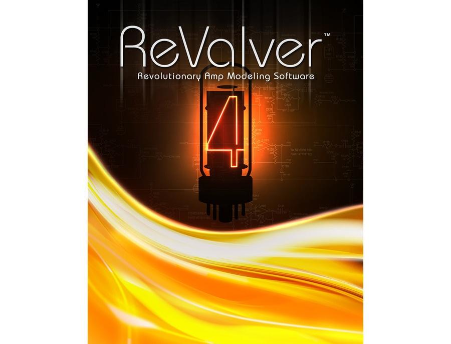 Peavey revalver 4 xl