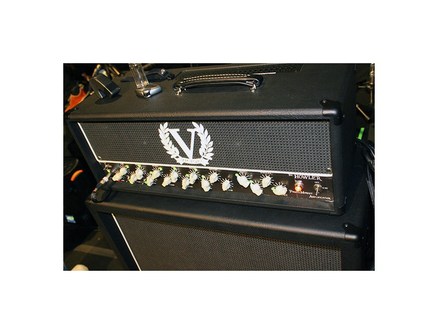 Victory Amplifiers - The Howler 100W Prototype